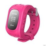 фото Часы Smart baby watch pink gps